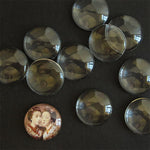 Mini Glass Rounds