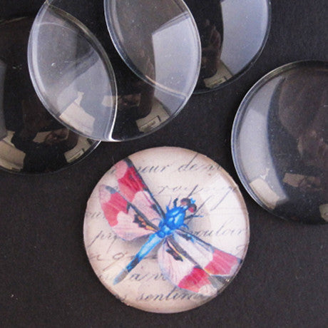 X Large Glass Rounds