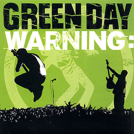 Green Day - Warning (Single)