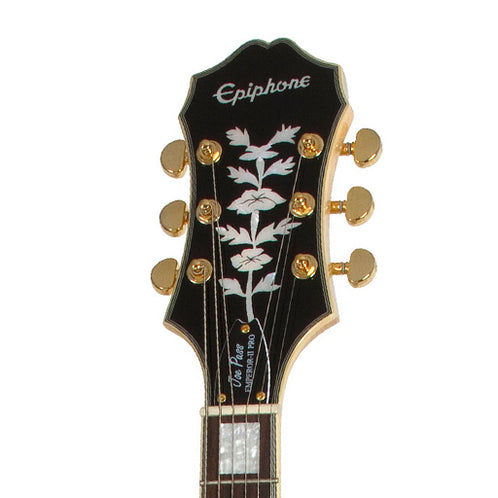 Epiphone Joe Pass Emperor-II Pro Electric Guitar, Natural