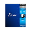 Elixir 12050 Polyweb Electric Guitar Strings 10-46