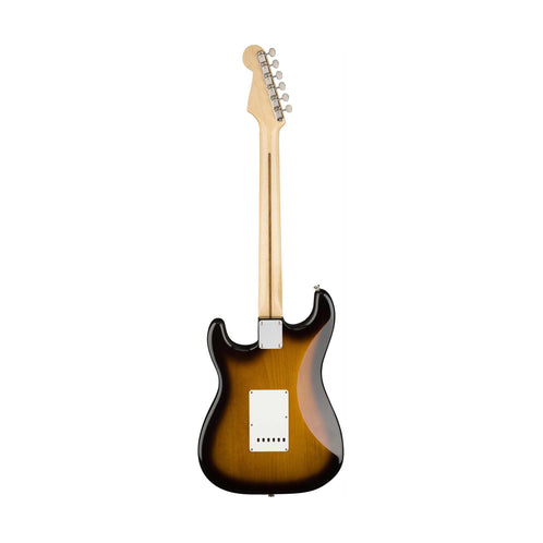 Fender American Original 50s Stratocaster Electric Guitar, Maple FB, 2-Tone Sunburst