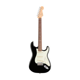 Fender American Professional Stratocaster Electric Guitar, RW FB, Black