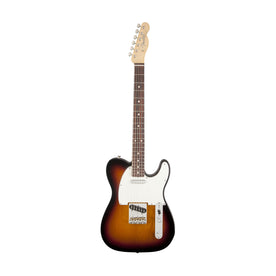 Fender Classic Player Baja 60s Telecaster Electric Guitar, Pau Ferro FB, 3-Tone Sunburst