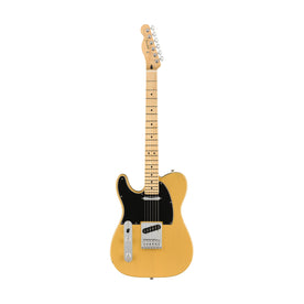 Fender Player Telecaster Left-Handed Electric Guitar, Maple FB, Butterscotch Blonde