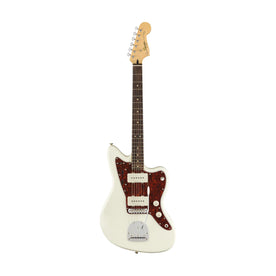 Squier Vintage Modified Jazzmaster Electric Guitar, Laurel FB, Olympic White