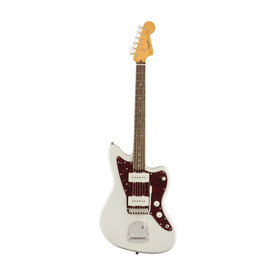 Squier Classic Vibe 60s Jazzmaster Electric Guitar, Laurel FB, Olympic White