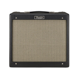 Fender Blues Junior IV Guitar Combo Tube Amplifier, Black, 230V EU