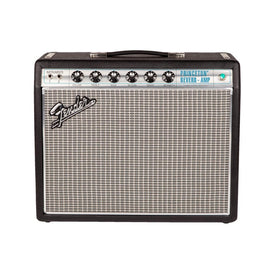 Fender Vintage Modified 68 Custom Princeton Reverb Guitar Tube Amplifier, Black, EUR