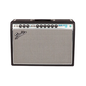 Fender 68 Custom Deluxe Reverb Tube Guitar Combo Amplifier, 230V EU