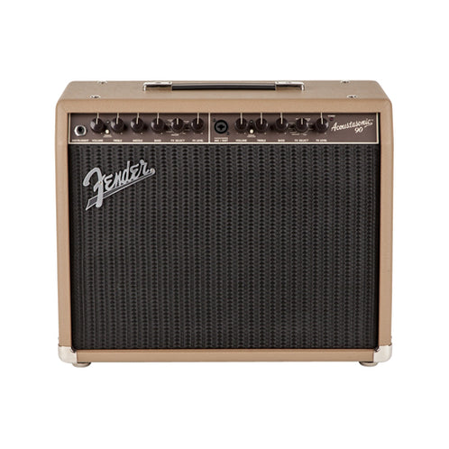 Fender Acoustasonic 90 Guitar Combo Amplifier, 230V EU