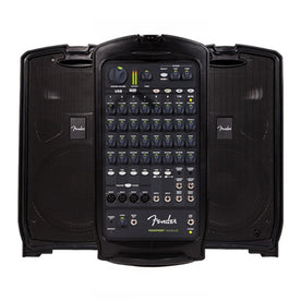 Fender Passport Venue 600W Portable PA System, 230V