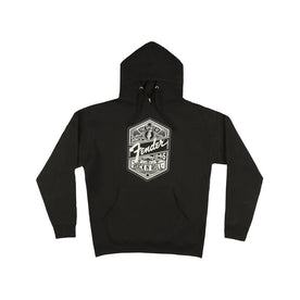 Fender Spirit of Rock 'N' Roll Men's Hoodie