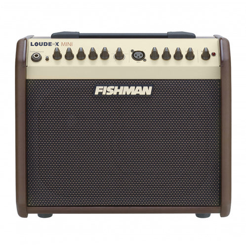 Fishman Loudbox Mini 60W Acoustic Guitar Amplifier, UK
