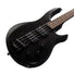 Gibson 2018 EB 4-String Bass Electric Guitar w/Case, Satin Trans Black