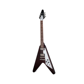 Gibson 2018 Flying V Electric Guitar w/Case, Aged Cherry