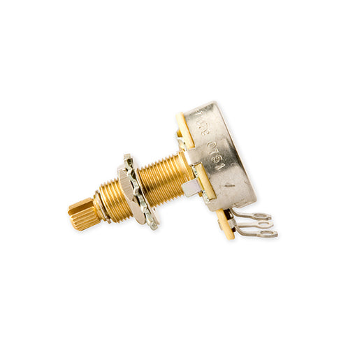 Gibson PPAT-500 500k Ohm Audio Taper, Long Shaft