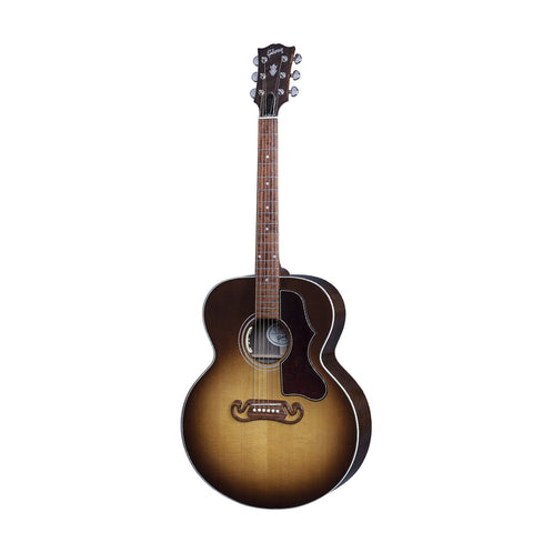 Gibson SJ-100 Walnut Acoustic Guitar w/Case, Antique Natural