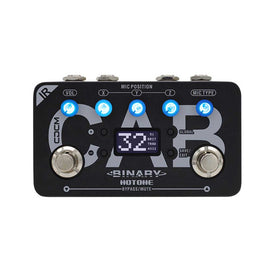 Hotone Binary IR Cab Simulator Guitar Effects Pedal