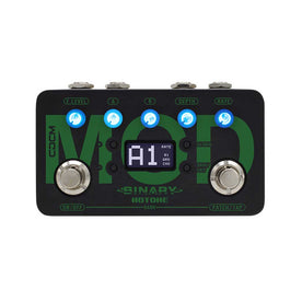 Hotone Binary Mod Modulation Guitar Effects Pedal