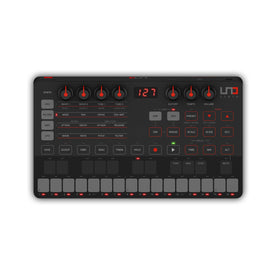 IK Multimedia Uno Synth Portable Monophonic Analog Synthesizer