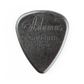 Jim Dunlop 15R Adamas Guitar Picks, Bag of 12