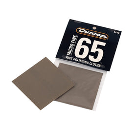Jim Dunlop 5410 Micro Fine Fret Polishing Cloth