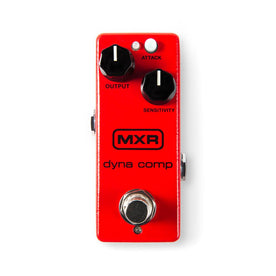 MXR M291EU Dyna Comp Mini Guitar Effects Pedal