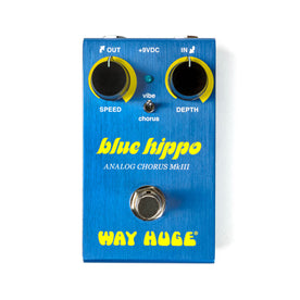 Way Huge WM61 Mini Blue Hippo Guitar Effects Pedal