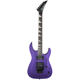 Jackson Dinky Arch Top JS32 Electric Guitar, RW FB, Pavo Purple