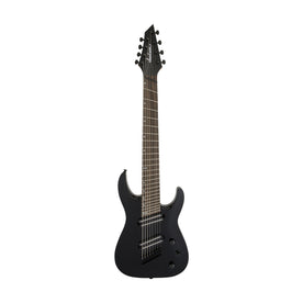 Jackson X Series Dinky Arch Top DKAF8 Multi-Scale Electric Guitar, Laurel FB, Gloss Black