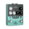 Keeley Aria Compressor Overdrive Guitar Effects Pedal