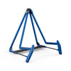 K&M 17580-014-54 Heli 2 Acoustic Guitar Stand, Blue