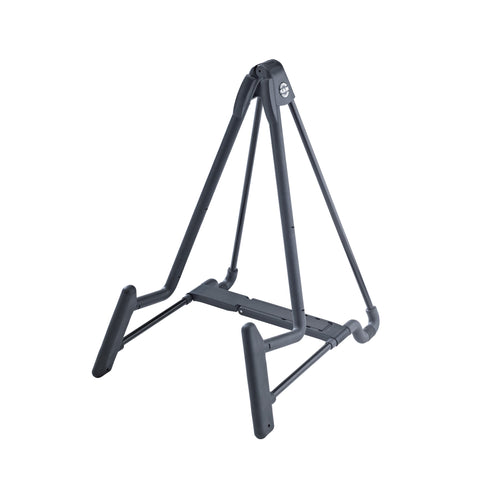 K&M 17581-014-55 Heli 2 Electric Guitar Stand, Black