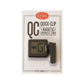 Kyser KQCT1 Quick-Click Tuner