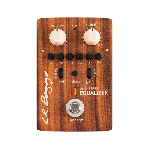 LR Baggs Align Series Equalizer Acoustic Pedal