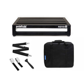 Pedaltrain Novo 18 with Soft Case Pedalboard