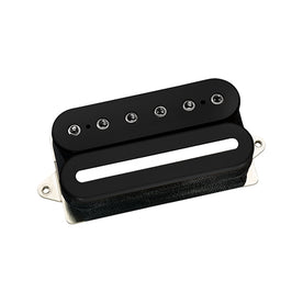DiMarzio DP207FBK D Sonic Humbucker Guitar Pickup, F-Spaced, Black