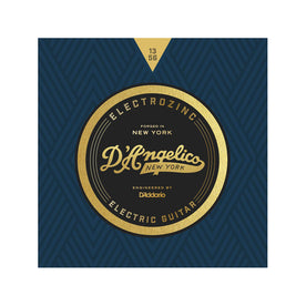 D'Angelico Electrozinc Strings, Jazz 13-56, Medium-Wound Third String