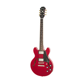 Epiphone ES-339 Pro Hollowbody Electric Guitar, Cherry