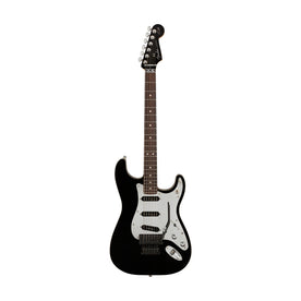 Fender Tom Morello Signature Stratocaster Electric Guitar, Black