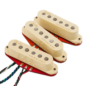 Fender Ultra Noiseless Hot Strat Pickups Set