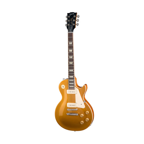 Gibson 2018 Les Paul Classic Electric Guitar w/Case, Goldtop