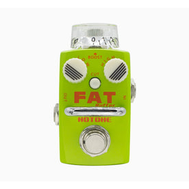Hotone Skyline Series Fat Analog Buffer/Boost Guitar Effects Pedal