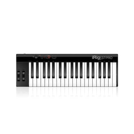 IK Multimedia iRig 37 Pro Full-Sized-Key MIDI Keyboard Controller For Mac/PC