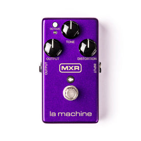 MXR CSP203 Custom Shop LA Machine Fuzz Guitar Effects Pedal