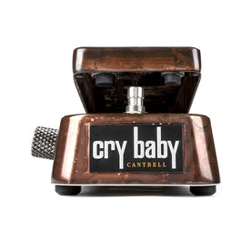 Jim Dunlop JC95 Jerry Cantrell Signature Cry Baby Wah Guitar Effects Pedal