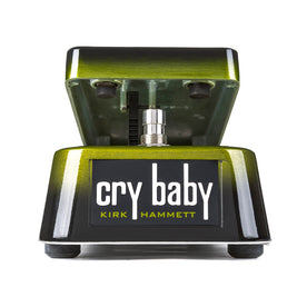 Jim Dunlop KH95 Kirk Hammet Signature Cry Baby Wah Guitar Effects Pedal