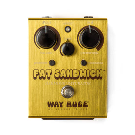 Way Huge WHE301 Fat Sandwich Distortion Guitar Effects Pedal