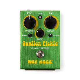 Jim Dunlop WHE401S Swollen Pickle Jumbo Fuzz Guitar Effects Pedal